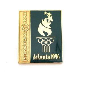 1996 Olympics Atlanta Georgia International Paper